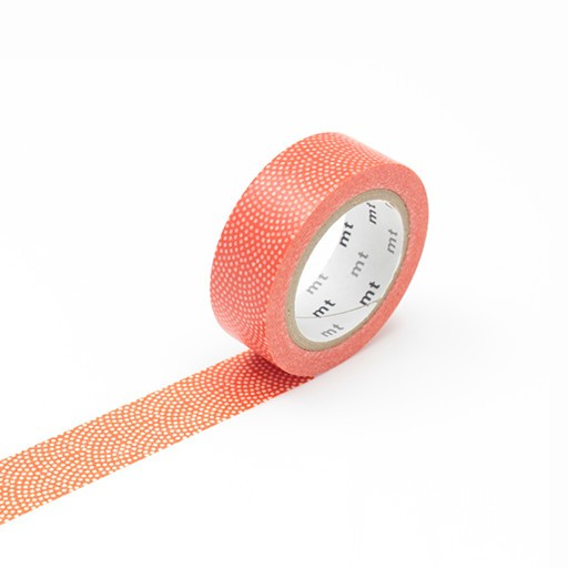 Washi Tape / MT Samekomon Kaki