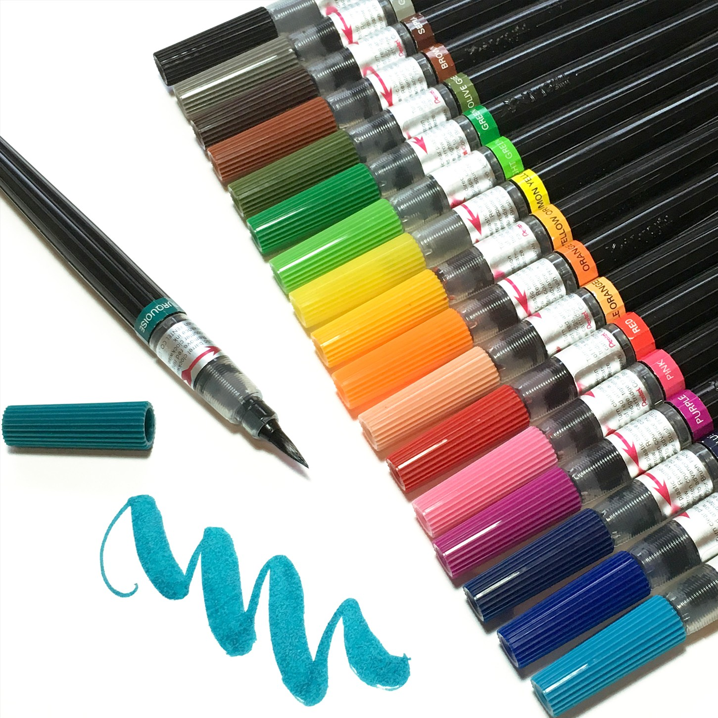 Pentel Colour Brush