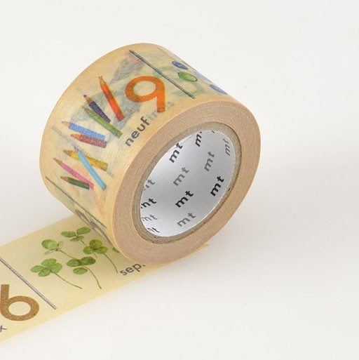 Washi Tape / MT Tape AMT Number