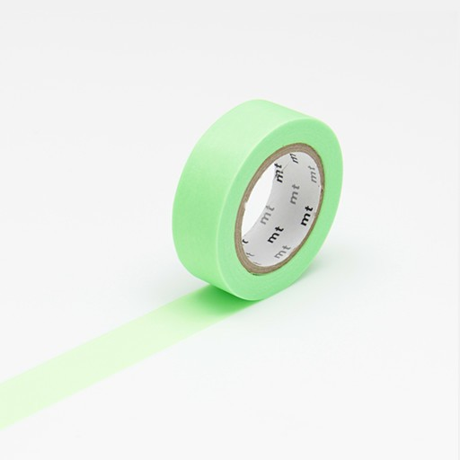 Washi Tape / MT Shocking Green