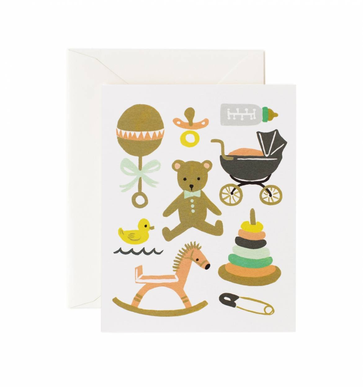 RP Baby Card