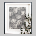 Malin Signahl Poster Flowers in December