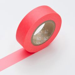 Washi Tape / MT Tape Shocking Red
