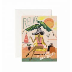 Rifle Paper Relax Birthday