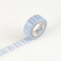 Washi Tape / MT Tape Shima Ao