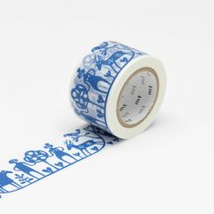 Washi Tape / MT Adam & Eve