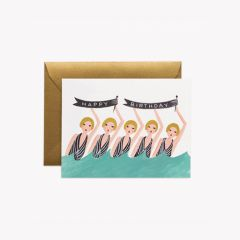 Rifle Paper Synchronized Swimming