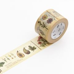 Washi Tape / MT Tape Encyclopedia Plant