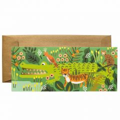 Rifle Paper Alligator Birthday Card