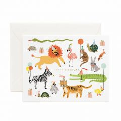 Rifle Paper Party Animals